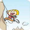 Climbing Adventure Icon