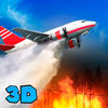 Airplane Emergency Firefighter Simulator Full Icon