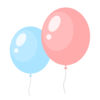 Pow Balloon Icon