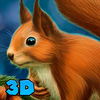 Wild Squirrel Simulator 3D Full Icon