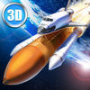 Space Shuttle Pilot Simulator 3D Full Icon