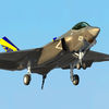 F35 Carrier Landing Icon