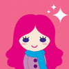 Girls Dress Designer Icon