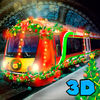 Christmas Subway Train Driving Simulator Full Icon