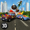 Thanksgiving Festival Car Racing 3D Full Icon