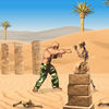 Run In Desert Icon