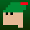 Pixel Archer Icon