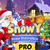 Snowy Home Decoration Pro
