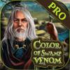 Color of Swamp Venom Pro