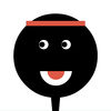 Night Ninja Stick Hero for Kids Icon