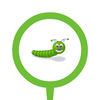 Worm Ninja Stick Hero for Kids Icon