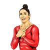 AlyRaismoji by Aly Raisman Icon