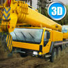 Offroad Construction Trucks Full Icon