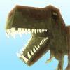 DinoSaur Ice Survival Craft Icon
