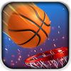 Basketball Dunk Challenge 3D Icon