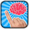 Fingers vs Brain Icon