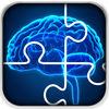 Jigsaw Brain Puzzle Icon