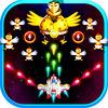 Chicken Shooter Crazy Invaders