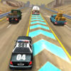 Police Car Racer Icon