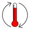 Simple Temperature Calculator Icon