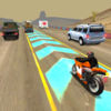 Highway Rider Traffic Racer Icon