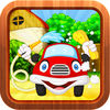 Educational Game Vehicles Puzzle For ToddlersandKids 2 Now Available On The App Store