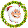 Santa Tracker Gift Icon