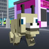 Blocky City Goat Full Icon
