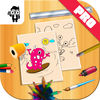 Educational Game Monster Kids Coloring Book Pro Now Available On The App Store