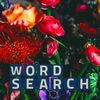 Wordsearch Revealer Flower Art Icon