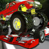 Monster Truck vs Formula Cars Pro Icon