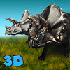 Triceratops Dino World Simulator 3D Full
