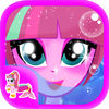 Mermaid Pony Friendship Dress Up Games