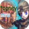 Tooney Sniper 3D Icon