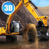 Construction Digger Simulator Full Icon