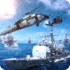Modern Navy Gunship Sea War 3D