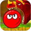 2017 Angry Red Ball Game Review iOS