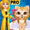 Crazy Cat Hair Salon PRO Now Available On The App Store