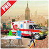 Fast Ambulance Rescue Duty 3D Pro