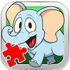 Puzzles Elephant Jigsaw Games Educational Free
