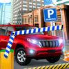 Offroad Prado Parking Game  Pro