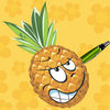 Pen PineApple Apple Pen Prank Icon