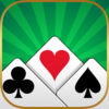 TriPeaks Solitaire Fun simple card game Now Available On The App Store