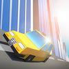 Turbo Taxi City Race