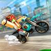Super Blocky Motocross Trial City PRO