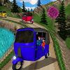 VR Adventure Rickshaw Racing Game