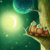 Moonlight Alphabet Learning