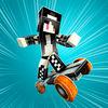 Extreme Pixel Skater PRO