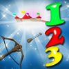 Count Numbers With Bow And Arrows
