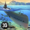 Navy War Underwater Submarine Simulator 3D